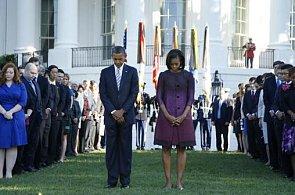 9/11 anniversary moment