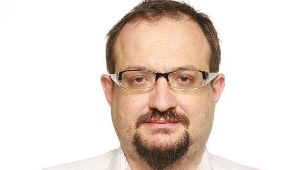 Josef Šlerka, datový analytik, působí na FF UK