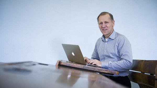 Jan Šedivý, manažer pro transfer technologií na ČVUT v Praze