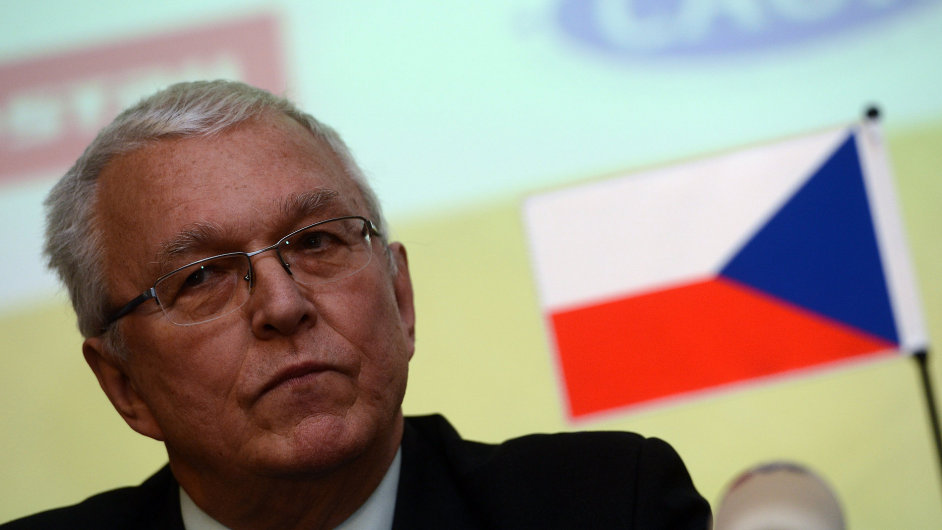 Šéf asociace Hutnictví železa Jaroslav Raab.