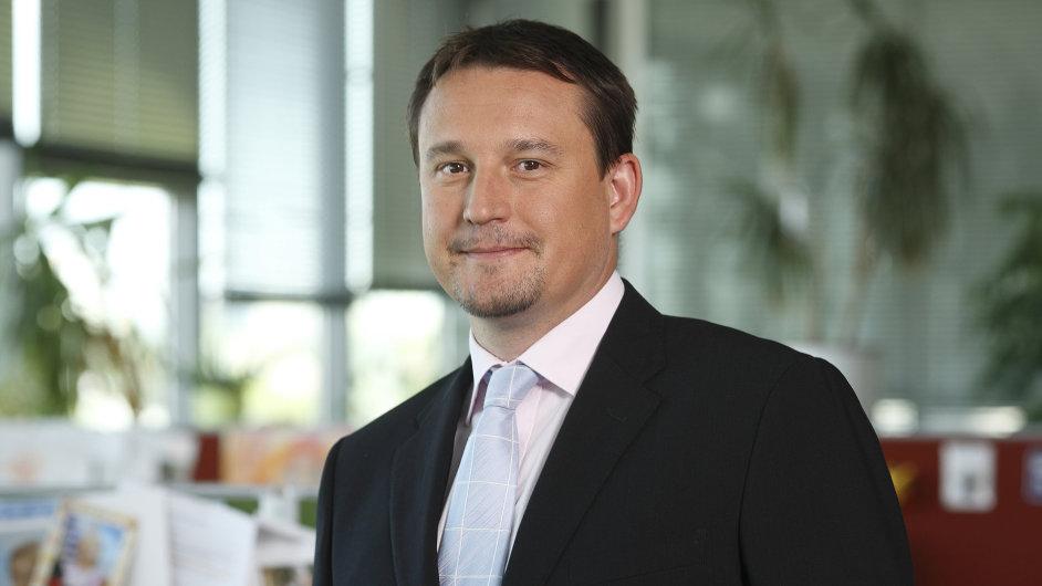 Vladek Šlezingr, generální ředitel IBM Česká republika