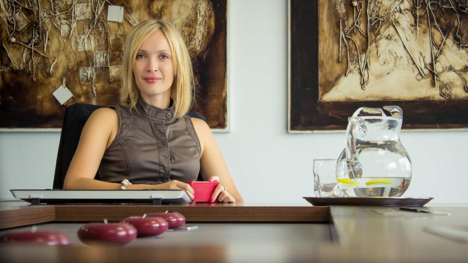 Martina Mošková, generální ředitelka Asseco Solutions.