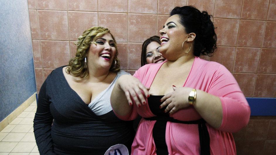 Obezita je větším zdravotním ohrožením než hlad.