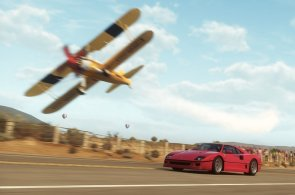 Hra Forza Horizon - ráj pro automobilové nadšence. Jen se chvílemi trochu opakuje