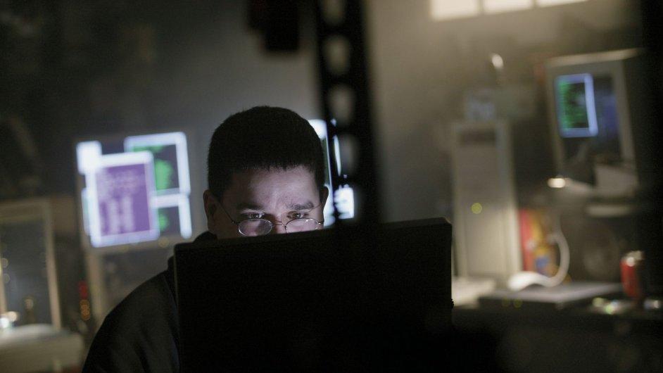 Internetová kriminalita je v Česku na vzestupu. Ilustrační foto