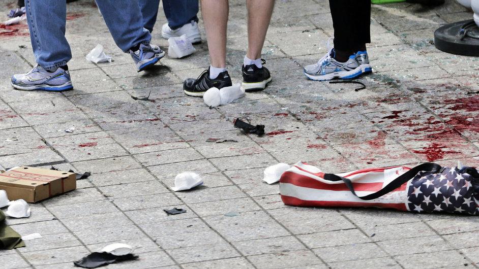 Útok na maraton v Bostonu