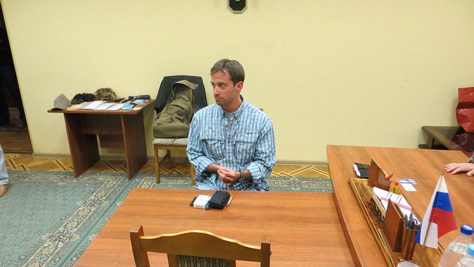 Ryan Fogle po svém zadržení