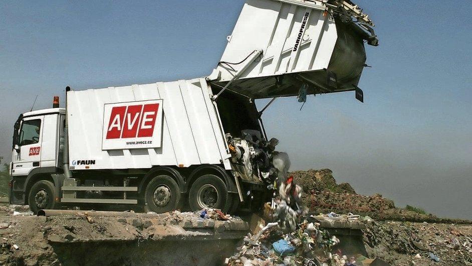 Skupina EP Industries podnikatele Daniela Křetínského chce posílit pozici na trhu s odpady (ilustrační foto).