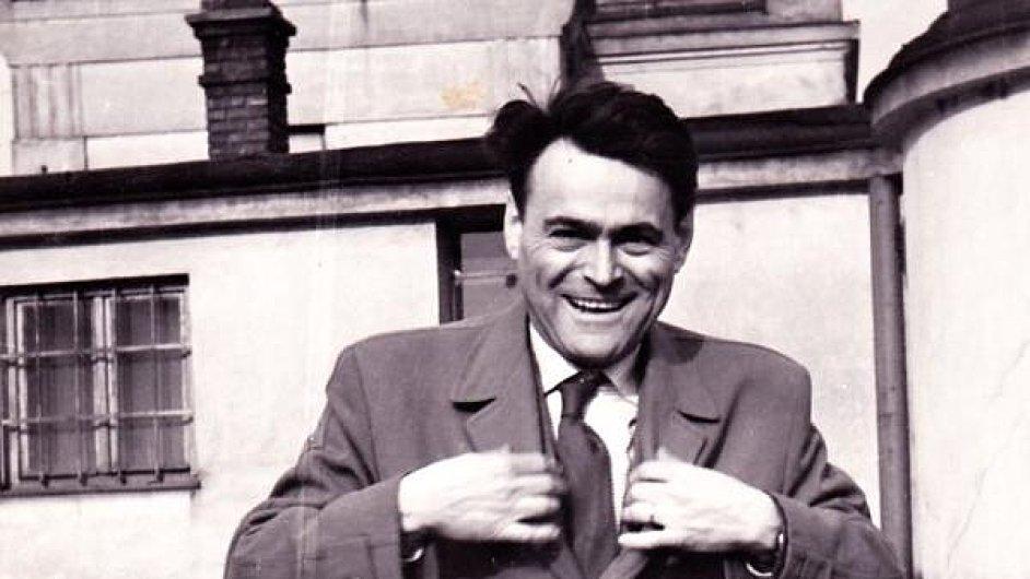 Jiří Levý napsal patrně nejžádanější českou jazykovědnou práci