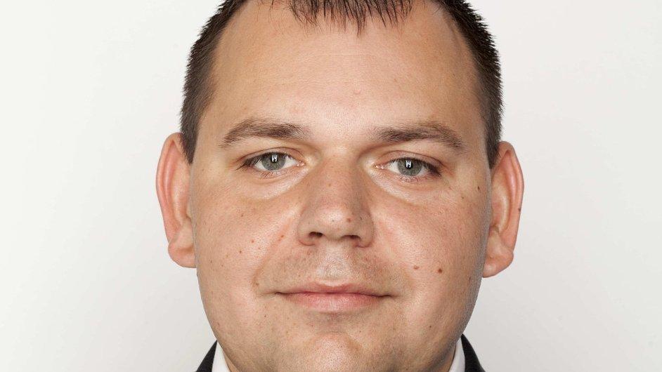 Poslanec ODS Jan Florian