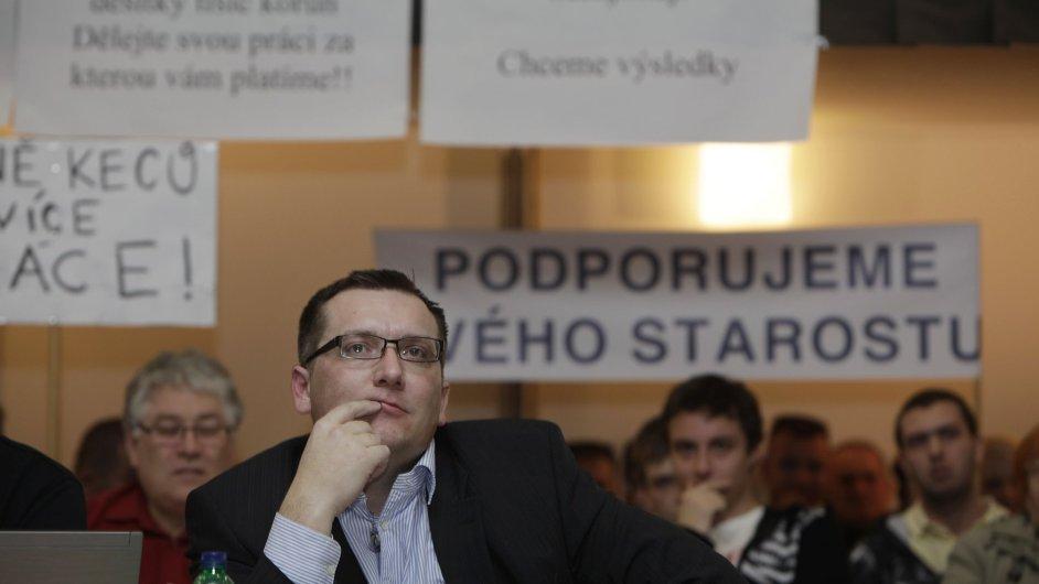 Bývalý člen ODS Jiří Janeček