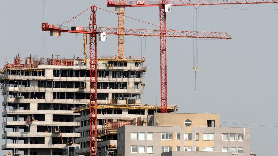 V Bratislavě stojí metr čtvereční bytu v průměru kolem 1660 eur.