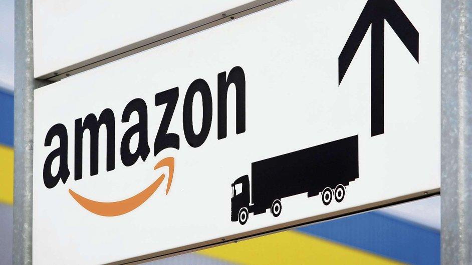 Amazon ve třetím čtvrtletí vydělal téměř 80 milionů dolarů - Ilustrační foto.
