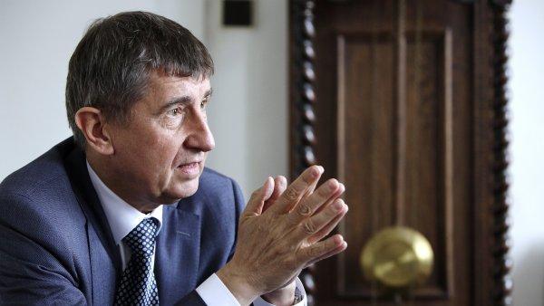 Babi�: St�tn� rozpo�et by letos mohl dos�hnout schodku okolo 80 miliard korun