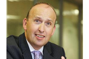 Graham Bevington, výkonný viceprezident společnosti Mitel pro region EMEA