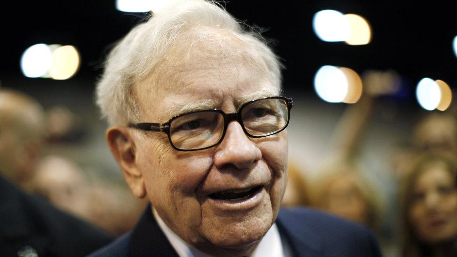 Generálním ředitelem a největším akcionářem investiční společnosti Berkshire Hathaway je miliardář Warren Buffett.