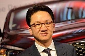 Jae Woo Yim, prezident společnosti KIA MOTORS CZECH