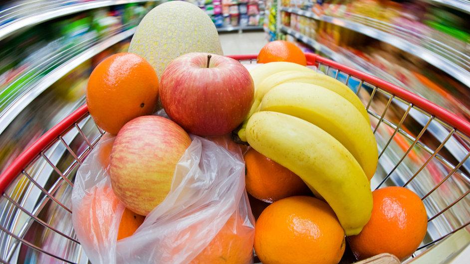 Ovoce - ilustrační foto.