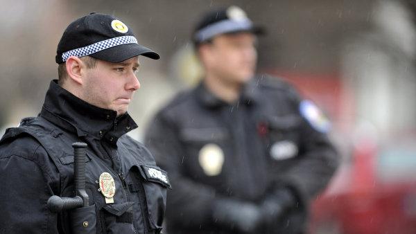 Suverénně nejvíce lidí zaměstnává policie - Ilustrační foto.