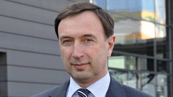 Evžen Fík, manažer prodeje dodávkových vozů Mercedes-Benz velkoodběratelům v Praze
