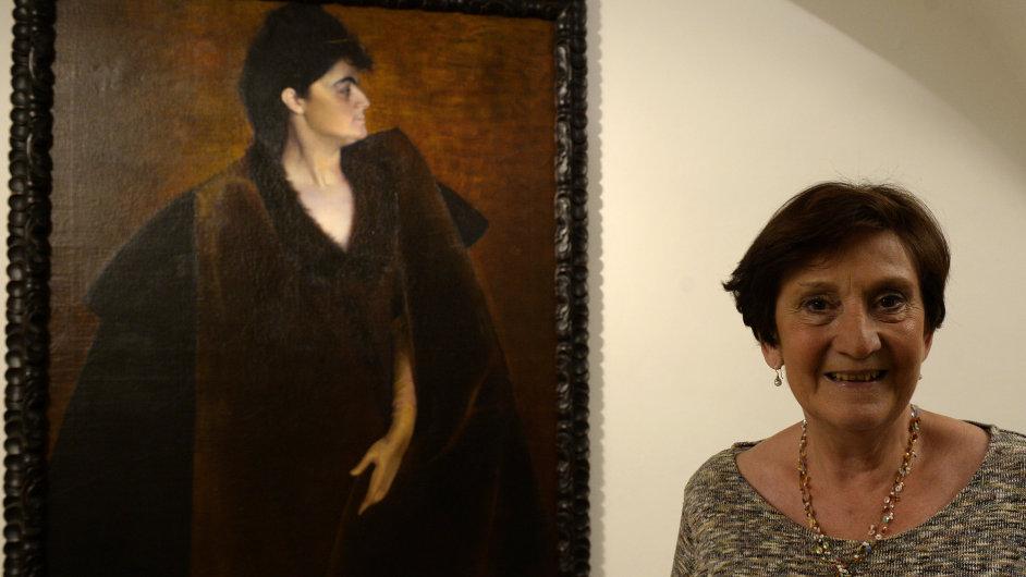Snímky z výstavy Jeana Delvilla