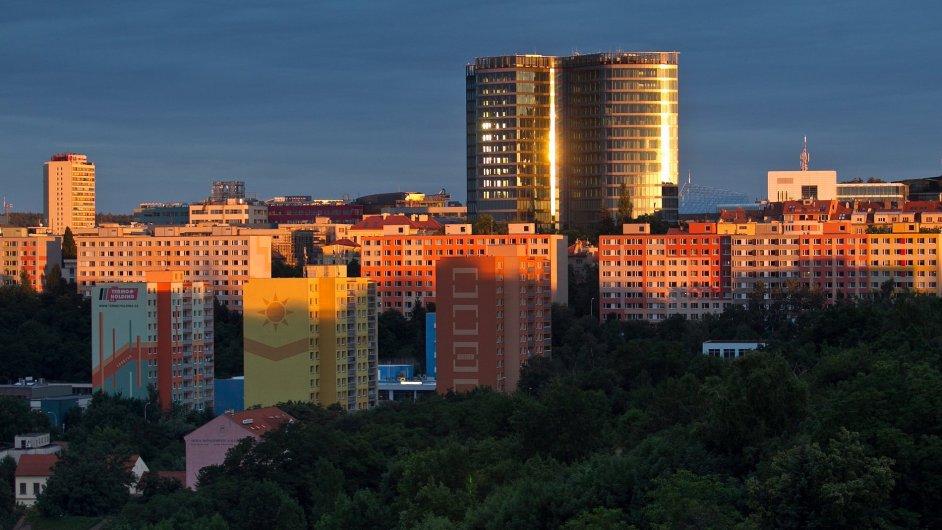 Největší nárůst dluhů v bytových domech vykazuje Ústecký a Liberecký kraj - ilustrační foto.