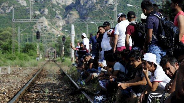 Česko má jít k soudu kvůli odmítání kvót na přerozdělování uprchlíků - Ilustrační foto.