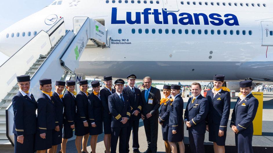 Lufthansa dnes zruší 84 ze 170 letů.