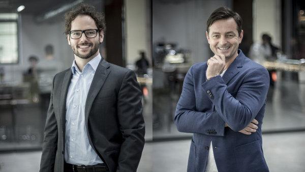 Nové uskupení Kotelna 55 organizačně zastřeší Jakub Dlouhý a Petr Miláček