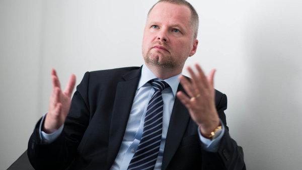 P�edseda ob�ansk�ch demokrat� Petr Fiala.