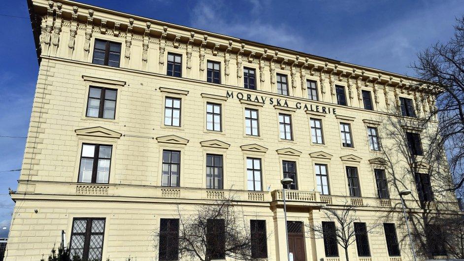 Snímky z Pražákova paláce