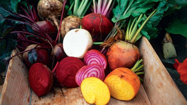 Ve francouzsk� vesnici s�z� pouze na lok�ln� potraviny � ilustra�n� foto.