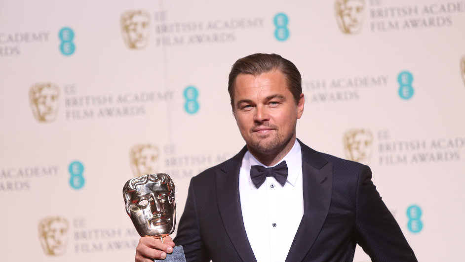 Leonardo DiCaprio obdržel ocenění za nejlepší herecký výkon za hlavní roli v Revenantu.