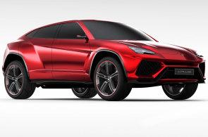 Lamborghini pl�nuje do roku 2019 zdvojn�soben� v�roby. O polovinu prodej� se m� postarat nov� SUV