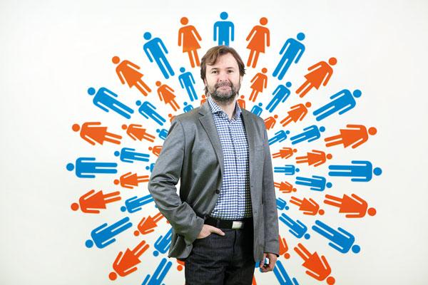 Jiří Hub, místopředseda představenstva a chief operating officer (COO) společnosti Asseco Solutions