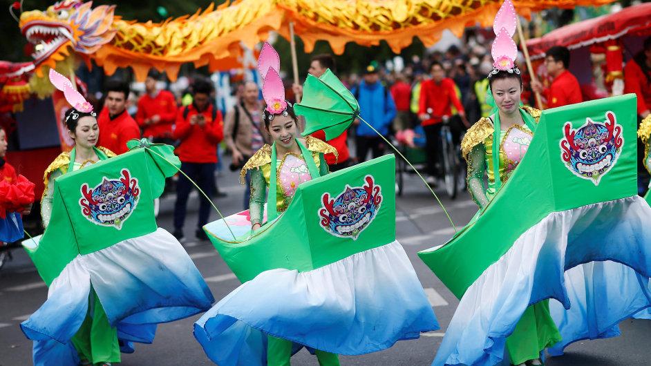 karneval kultur v Berlíně