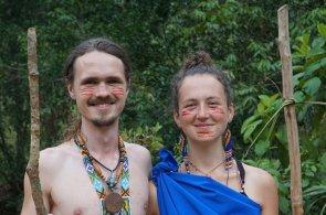 Čeští umělci se vydávají na záchranu deštného pralesa. Chtějí vybudovat vzdělávací centrum přímo v Ekvádoru
