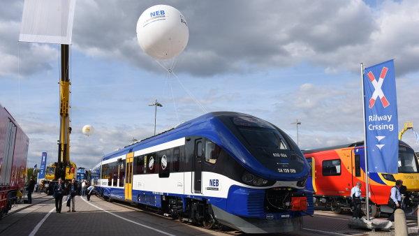 Výstavě Innotrans vévodila klasická železniční vozidla, projekty budoucnosti byly okrajové.