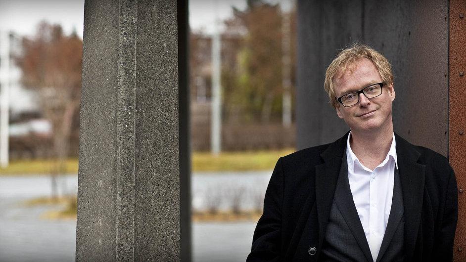 Jon Danielsson.