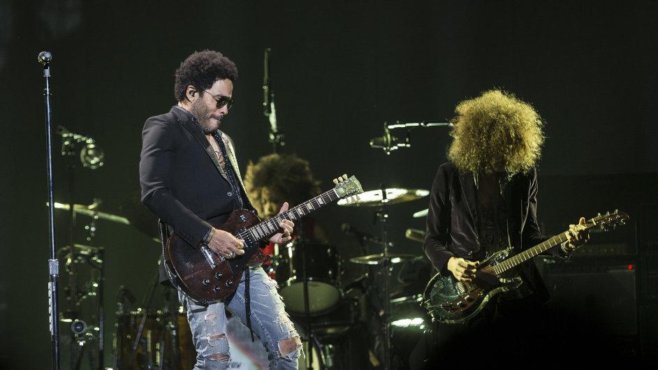 Lenny Kravitz, 19. prosince, O2 aréna