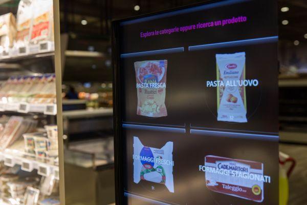 Supermarket budoucnosti