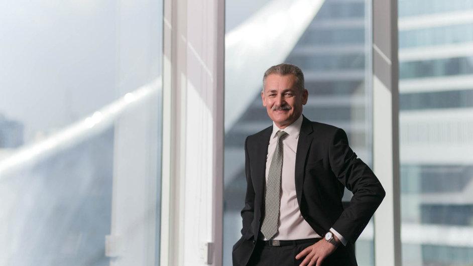 Jan Lembas, ředitel kanceláře CzechTradu vBangkoku