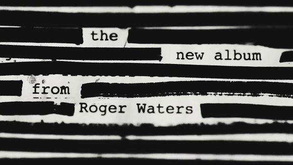 Snímek z videoupoutávky na nové album Rogera Waterse.