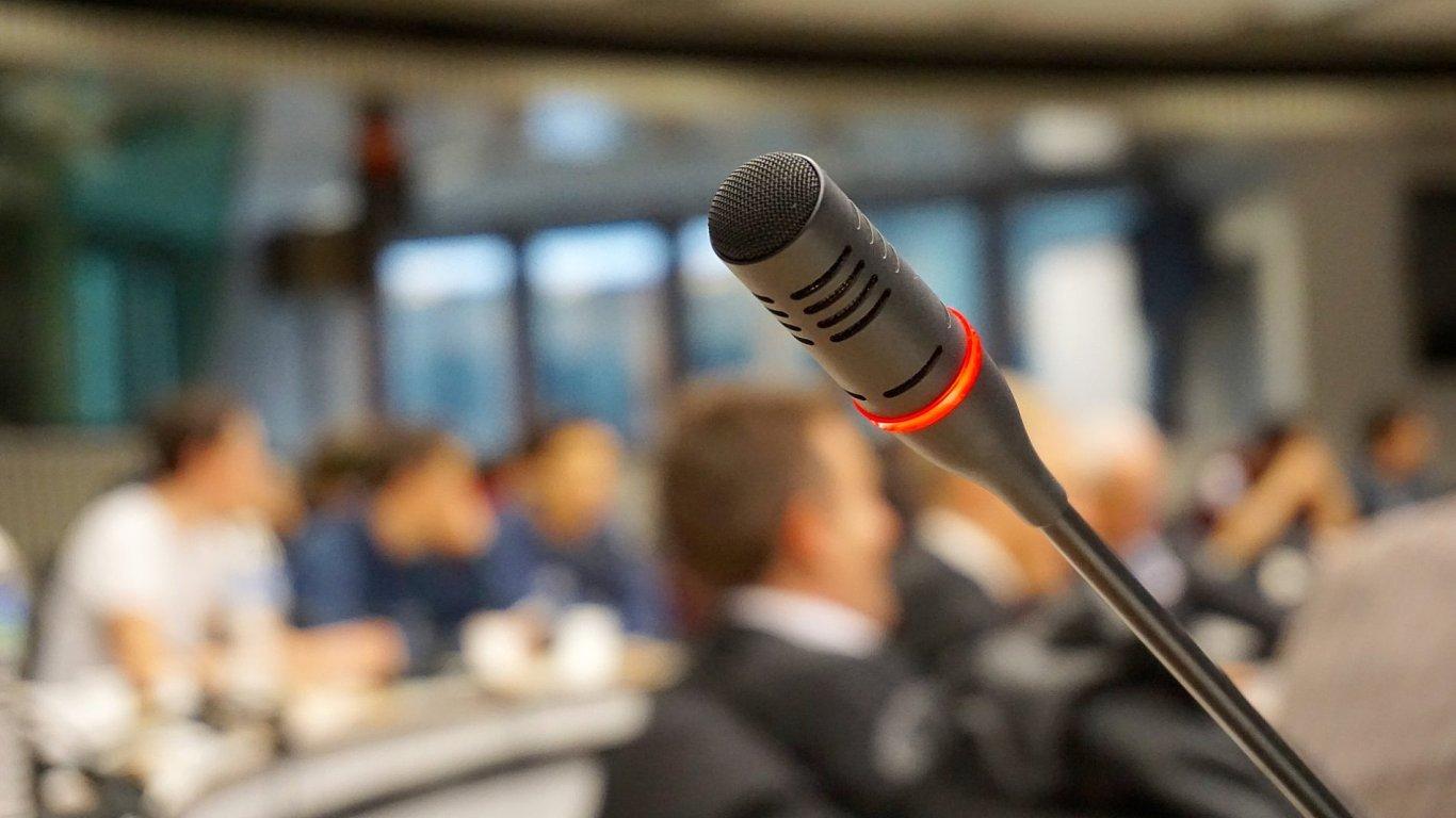 Konference GDPR 2017, ilustrační foto