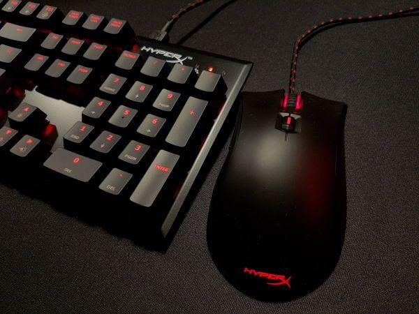 Myš HyperX Pulsefire