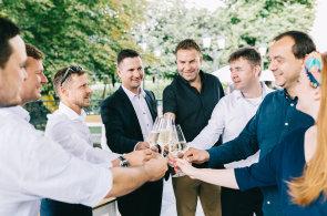 Česká eventová asociace byla založena na pražském Žofíně.