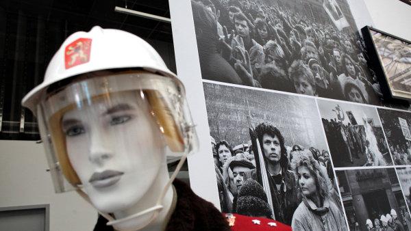 Obnovené Muzeum komunismu si zájemci mohou prohlédnout v ulici V Celnici 4 na pražském Novém Městě.