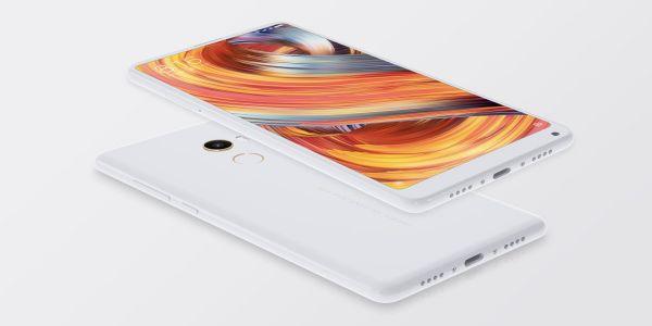 Xiaomi Mi Mix v bile barve