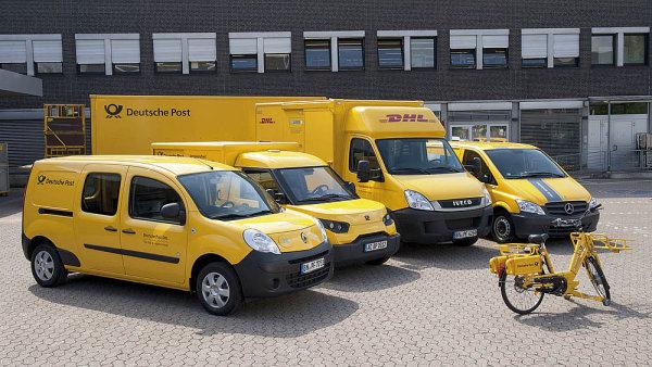 Loni německá pošta vyrobila celkem 6500 elektrických dodávek a výhledově jimi hodlá nahradit celou svoji flotilu téměř 100 tisíc poštovních vozů.