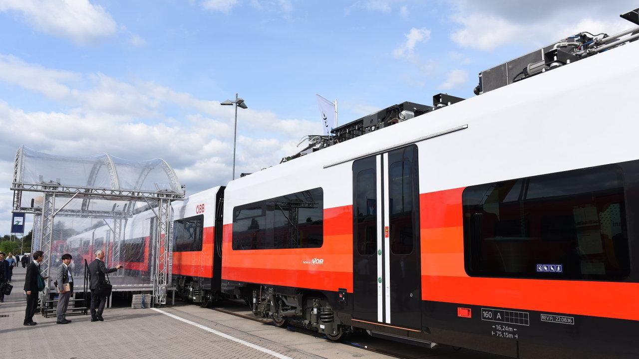 Kdy se cestující dočkají rychlejšího vlakového spojení mezi Prahou a Brnem, není vůbec jisté - ilustrační foto.